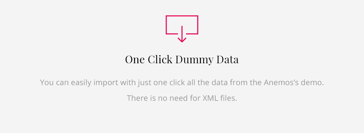 Anemos Dummy Data