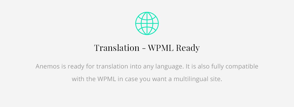 Anemos WPML