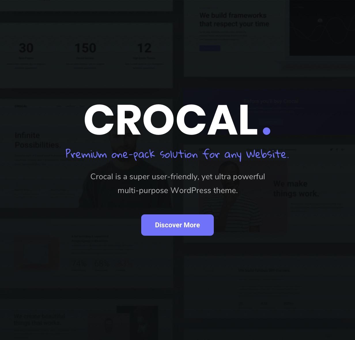 Crocal Intro