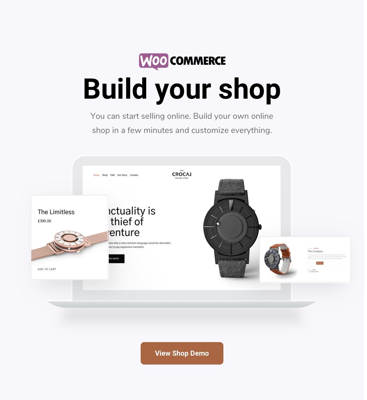 Crocal WooCommerce