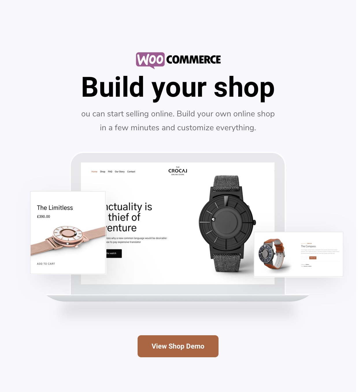 Crocal WooCommerce