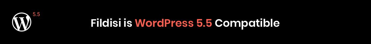 Fildisi WordPress 5.5