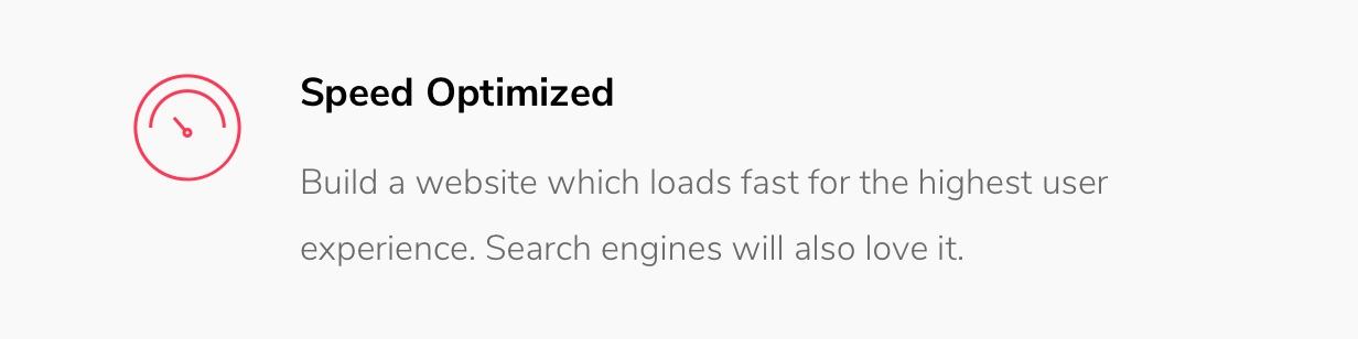 Zuperla Speed Optimized