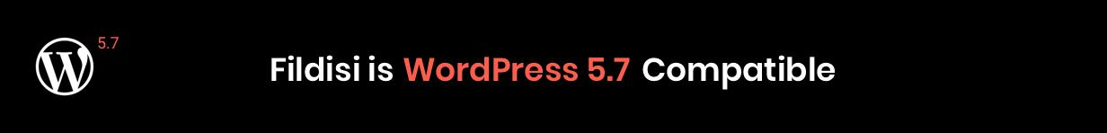 Fildisi WordPress 5.7
